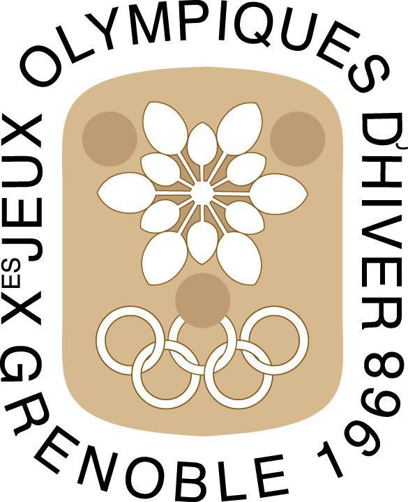 <p>Grenoble Winter Games in 1968 in France. (IOC)</p>