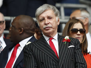 Arsenal supporters' groups hit out at club owner Stan Kroenke, call for better leadership to reinvigorate flagging team