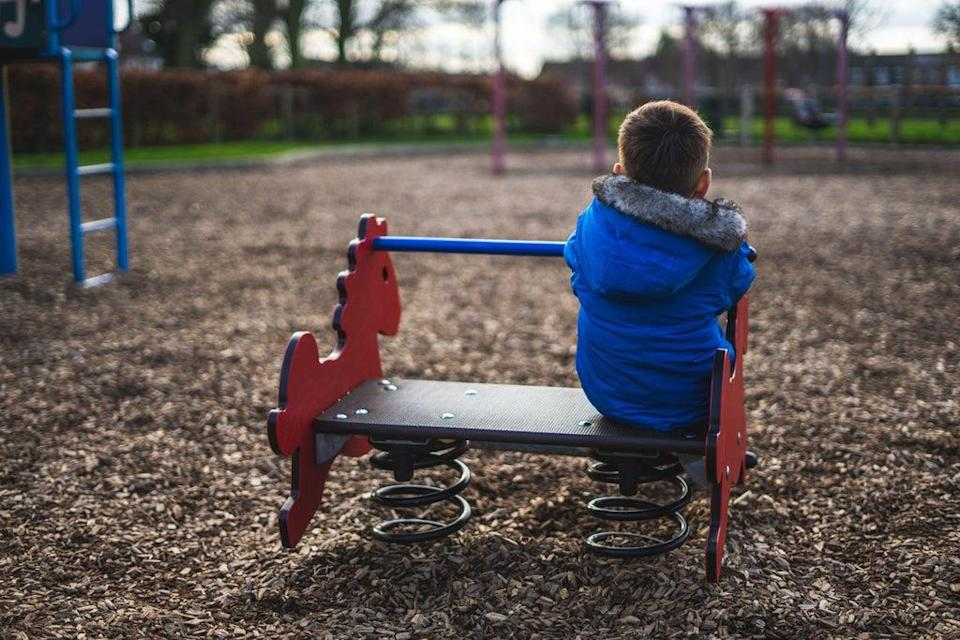 New research suggests child loneliness is on the rise (Alamy/PA)