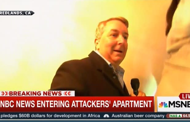 MSNBC, CNN Storming of Shooters' Home Could Be 'Major F–k-Up' by FBI, Ex-Cop Says