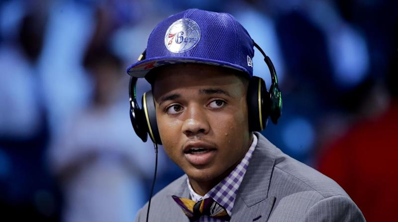 Markelle Fultz preferred 76ers over Celtics because of Chick-Fil-A
