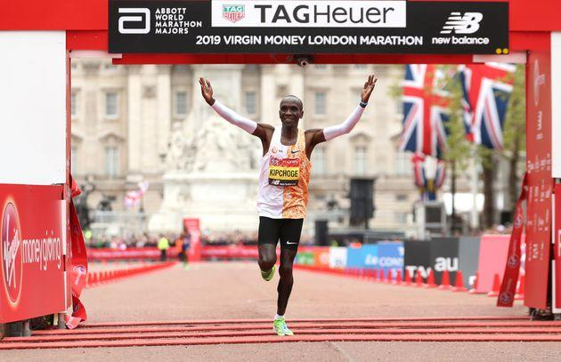 Eliud Kipchoge has been confirmed for the elite-athlete only event.