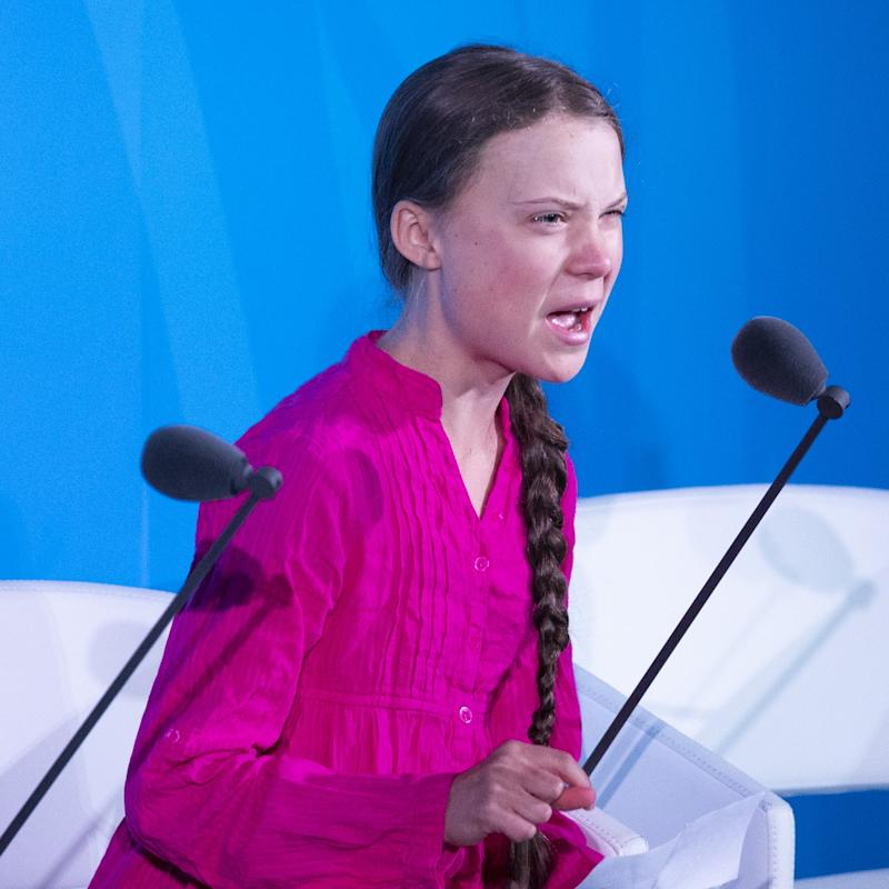 """Greta Thunberg Calls Out World Leaders at UN Climate Summit: """"You Have Stolen My Dreams"""""""