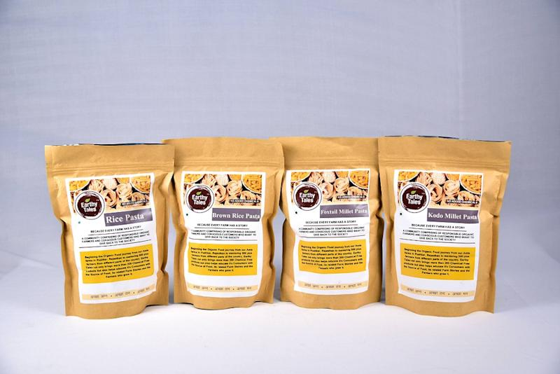 Earthy Tales has a wide range of chemical free products