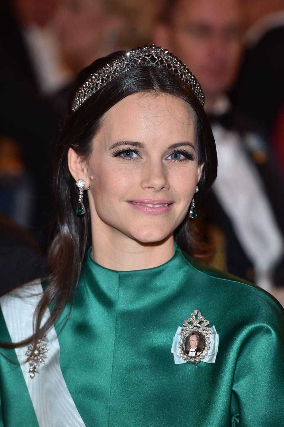 "<p>Before meeting Prince Carl, Sofia held jobs in modeling, TV, and at one point, moved to New York City to study business development while teaching yoga and waitressing on the side. The couple's 2015 wedding took place at the <a href=""http://www.cosmopolitan.com/style-beauty/fashion/news/g4843/dresses-from-the-swedish-royal-wedding-you-have-to-see-to-believe/"" rel=""nofollow noopener"" target=""_blank"" data-ylk=""slk:Royal Palace in Stockholm"" class=""link rapid-noclick-resp"">Royal Palace in Stockholm</a>, where more than 500 guests were in attendance, including several royals from around the world, of course. In August 2017, <a href=""https://www.instagram.com/p/BYgM5saH8wn/"" rel=""nofollow noopener"" target=""_blank"" data-ylk=""slk:Sofia gave birth to her second child, Prince Gabriel, Duke of Dalarna"" class=""link rapid-noclick-resp"">Sofia gave birth to her second child, Prince Gabriel, Duke of Dalarna</a>. Sofia and Carl are also parents to Prince Alexander, Duke of Södermanland, who was born in April 2016.</p>"