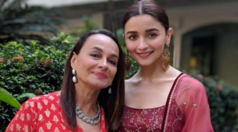 Alia Bhatt's Mother Soni Razdan Disables Comments Section On Instagram After She Receives The 'Filthiest Abusive Muck On It' (View Post)