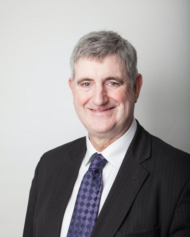 Tony Smith, a former head of the Border Force