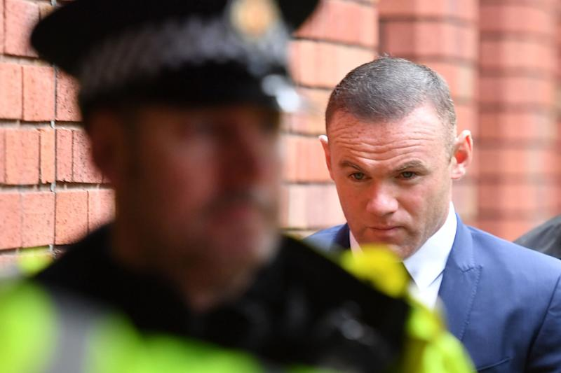 Court: Rooney was sentenced to 100 hours of community service: Anthony Devlin/Getty Images