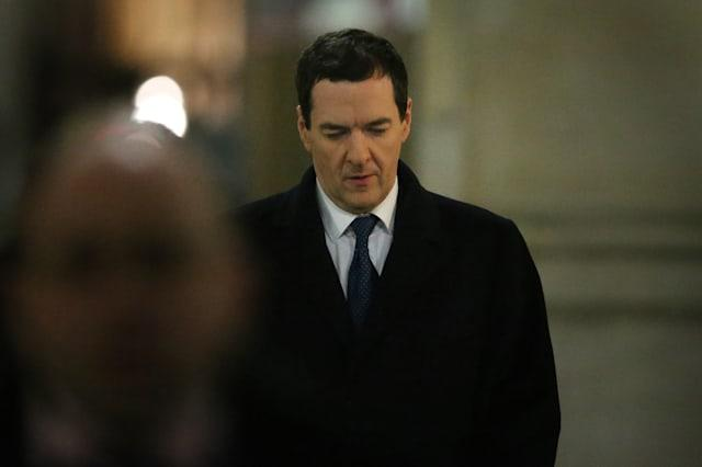 Chancellor George Osborne Prepares To Announce His Autumn Statement