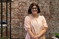 <p>Textile designer Charlotte Beevor, who is based in London, applied to be on the show as she wanted to challenge herself to 'work on more interiors/product development-based projects'. </p><p><strong>Q:</strong> Without giving too much away, what were the first eliminations like?</p><p><strong>A: '</strong>Stressful! I think it's a mix of emotions for everybody on the show. It's really sad that someone has to leave each week, but of course everyone wants to get through and continue in the competition. At least if you do get put on the sofa Michelle and the judges are able to feedback directly on your designs, and you just have to hope that you get the opportunity to put that into practice for another week.'</p>
