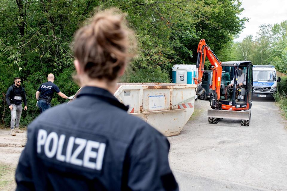 Police revealed in June 2020 that they were investigating a 43-year-old German man over the 2007 disappearance of three-year-old