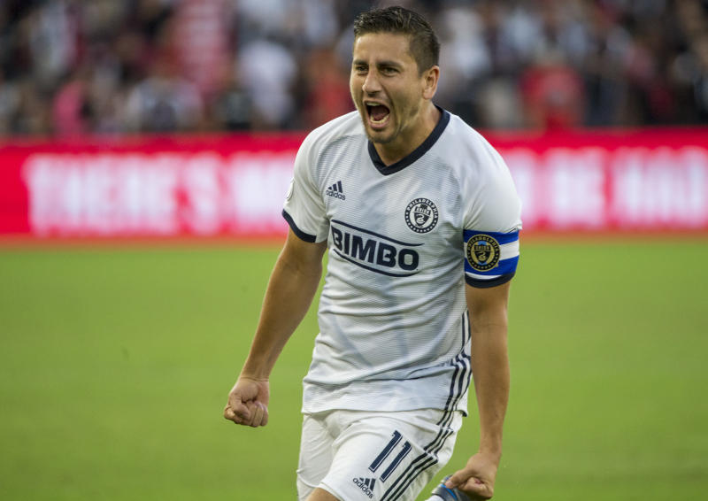 Sticking to sports is the 'dumbest thing ever,' Alejandro Bedoya said, and he isn't going to start now.