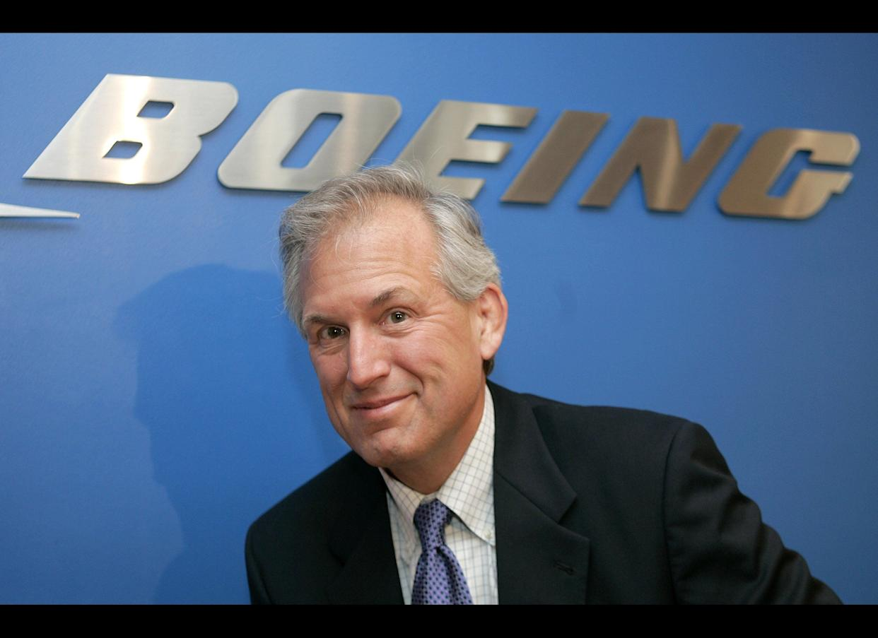 Boeing CEO James McNerny Jr. was paid $13.8 million last year, while his company paid just $13 million in federal taxes on $4.31 billion in U.S. pretax profits. Obama named McNerny to the President's Export Council in 2010.