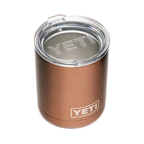 """<p><strong>YETI</strong></p><p>amazon.com</p><p><strong>$18.74</strong></p><p><a href=""""https://www.amazon.com/dp/B08D3WDMJ8?tag=syn-yahoo-20&ascsubtag=%5Bartid%7C10055.g.32369331%5Bsrc%7Cyahoo-us"""" rel=""""nofollow noopener"""" target=""""_blank"""" data-ylk=""""slk:Shop Now"""" class=""""link rapid-noclick-resp"""">Shop Now</a></p><p>Traditionally, lowball glasses are used to hold on-the-rocks drinks. He can certainly fill this insulated version with his favorite whiskey, but he can also use it to keep his coffee or tea at his ideal drinking temperature until the last sip. </p>"""