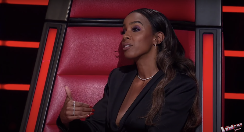 Kelly Rowland The Voice