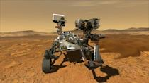 NASA's Perseverance rover prepares for touchdown on the Red Planet Thursday to search for telltale signs of microbes that might have lived there billions of years ago, when conditions were warmer and wetter than they are today