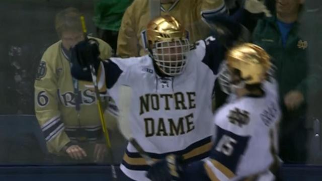 Highlights: Notre Dame 4, Air Force 2
