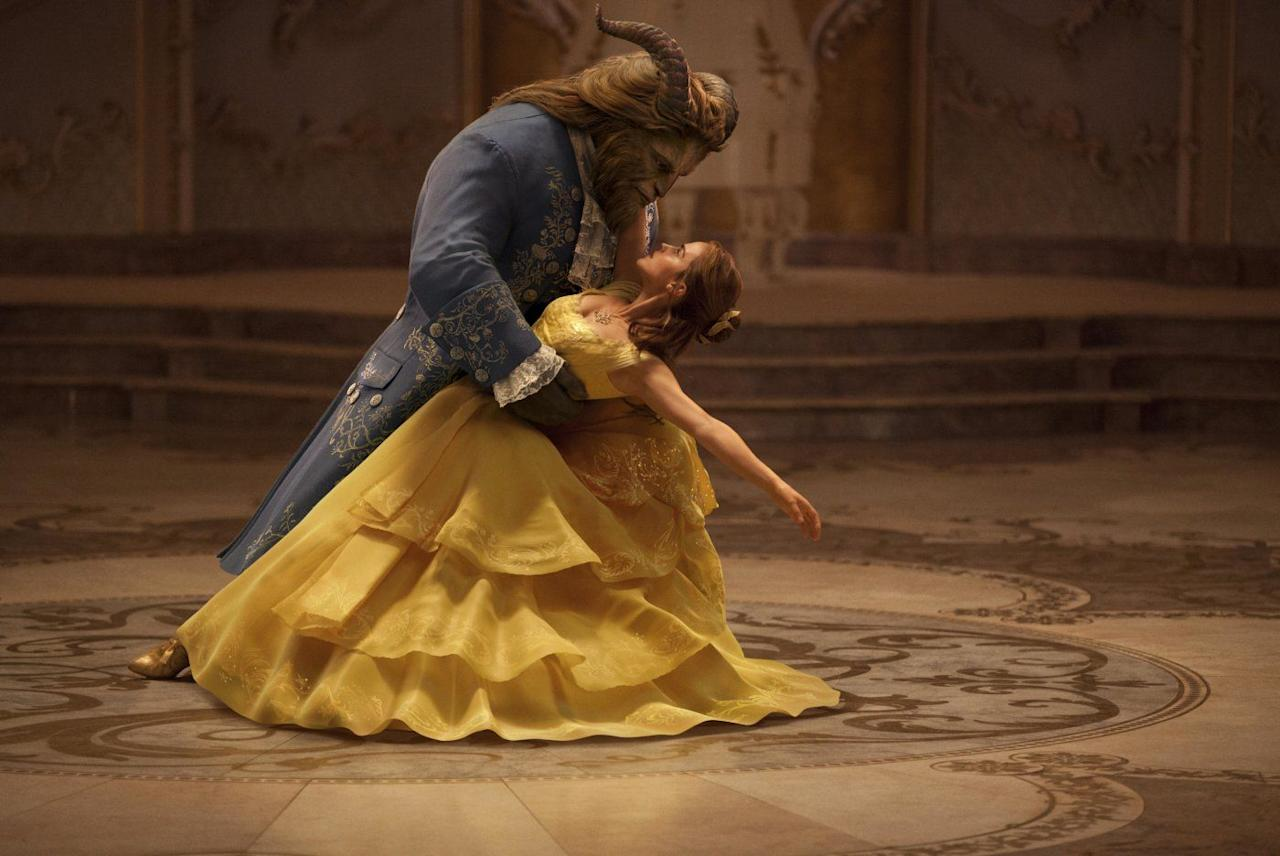 <p>This tale is as old as time, but the 2017 adaptation starring Emma Watson as the ever-curious Belle injected even more magic and spectacle into the Disney classic.</p>