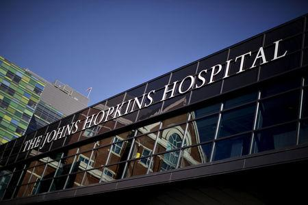 Johns Hopkins Hospital buildings evacuated after 'inadvertent' tuberculosis release