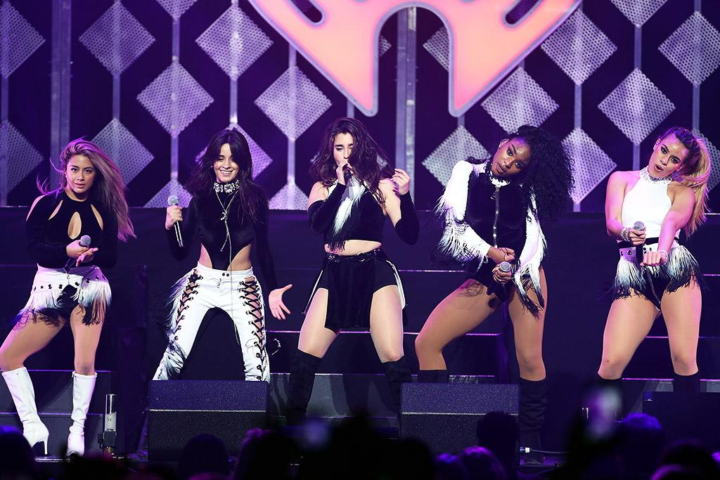 "<p>The song has sold 1,425,000 copies since its release in February. This is the second year in a row that Fifth Harmony, who just parted ways with original member Camila Cabello, has had a hit in the year's top 30. ""Worth It"" (featuring Kid Ink) ranked No. 26 for 2015. Both of these songs were the year's biggest hits by all-female groups. (Photo by Tasos Katopodis/Getty Images for iHeart) </p>"