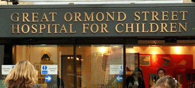 Police probe baby's treatment at Great Ormond Street Hospital