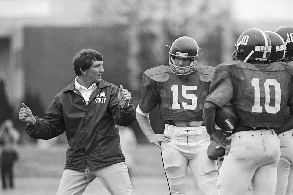 Best known as the man who replaced Paul 'Bear' Bryant at Alabama, Perkins is also credited with reviving the New York Giants, although his 23-34 record with Big Blue doesn't tell the whole story. Perkins, along with Giants GM George Young, laid the foundation for the team's championship years in the 1980s, drafting QB Phil Simms and LB Lawrence Taylor. When he left the Giants for Alabama to take over for Bryant in 1982, he handed the Giants off to Bill Parcells, who would cement his own status as a coaching legend. Perkins also hired Bill Belichick with the Giants. Perkins, who had dealt with heart issues, was 79.