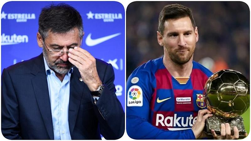 Josep Maria Bartomeu Reportedly Frustrates Lionel Messi Once Again, Asks Barcelona Captain to Accept Another Pay Cut