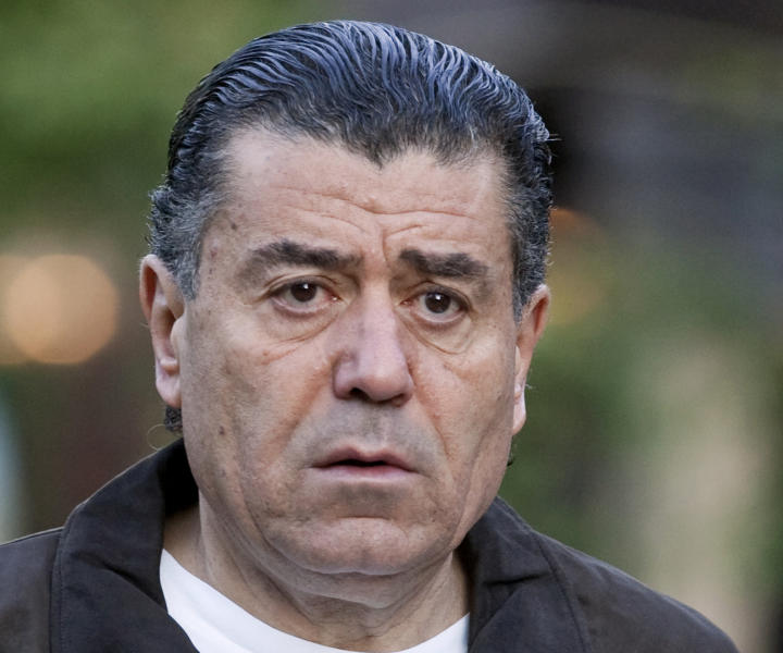 """FILE -In this July 8, 2009 file photo, Haim Saban, Chairman and CEO of the Saban Capitol Group, arrives for a media summit in Sun Valley, Idaho. The latest trend in an election year marked by gushers of money? Big spenders going solo to spread a message, with Bloomberg setting aside $10 million of his personal fortune to help elect moderate candidates around the country. The political action committee (PAC): """"Unity 2012"""" for which received 90 percent of its $1.1 million from Saban, who owns the Spanish-language television network Univision. Unity 2012 eventually transferred nearly all of its cash to three Democratic super PACs, including $325,520 in June to the pro-Obama Priorities USA Action. (AP Photo/Nati Harnik, File)"""