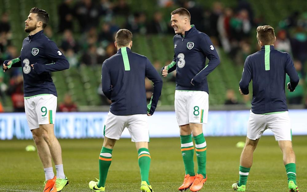 Koeman accused Martin O'Neill of failing to protect midfielder James McCarthy - Credit: Rex