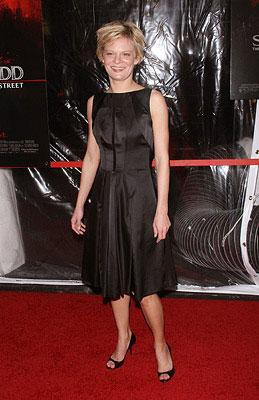 """Premiere: <a href=""""/movie/contributor/1800018565"""">Martha Plimpton</a> at the New York City premiere of DreamWorks Pictures' <a href=""""/movie/1809834155/info"""">Sweeney Todd: The Demon Barber of Fleet Street</a> - 12/03/2007<br>Photo: <a href=""""http://www.wireimage.com"""">Jim Spellman, WireImage.com</a>"""