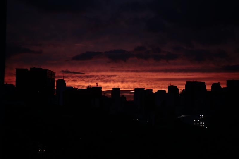Venezuela Says Widespread Power Outage Caused by Electromagnetic Attack