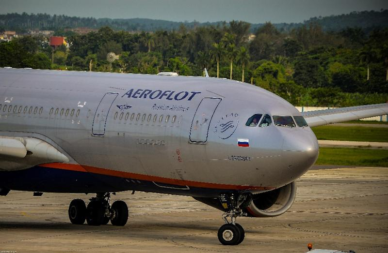 Aeroflot reports net profits of 5.4 billion rubles ($80.9 million, 76.5 million euros) between July and September, compared to a loss in the same period last year of 1.7 billion rubles