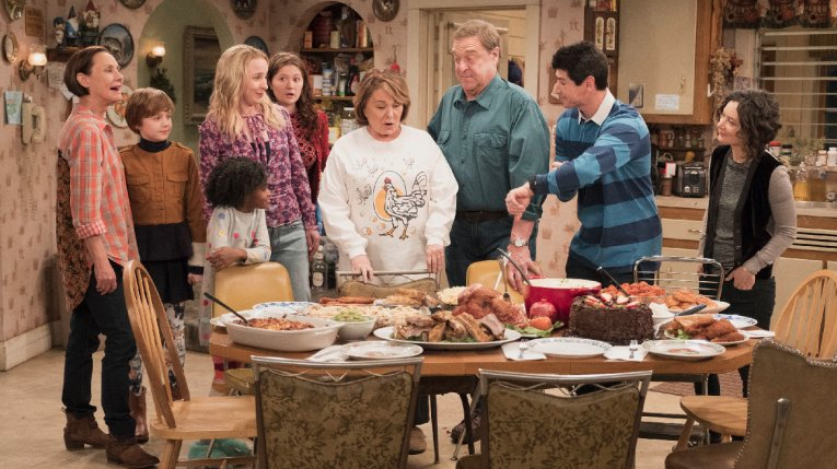 Trump weighs in on cancellation of 'Roseanne'