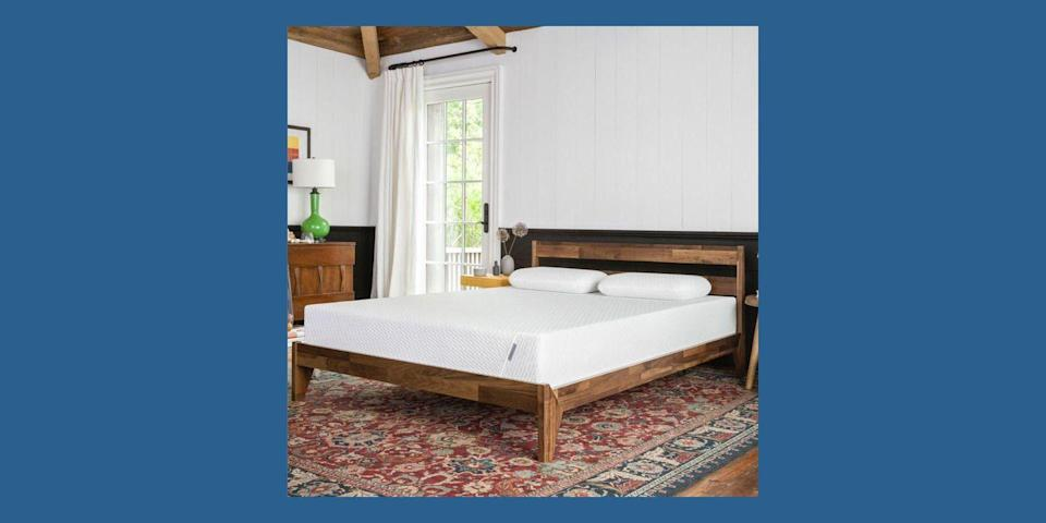"""<p>If you're an all-foam kind of sleeper and want a mattress that's super affordable but still high-quality, <a href=""""https://go.redirectingat.com?id=74968X1596630&url=https%3A%2F%2Fwww.tuftandneedle.com%2F&sref=https%3A%2F%2Fwww.housebeautiful.com%2Fshopping%2Ffurniture%2Fg32291079%2Fbest-mattress-brands%2F"""" rel=""""nofollow noopener"""" target=""""_blank"""" data-ylk=""""slk:Tuft & Needle"""" class=""""link rapid-noclick-resp"""">Tuft & Needle</a> has you covered. The brand currently offers three mattresses, including two all-foam options and a hybrid. The Original mattress is designed to keep hot sleepers cool and comfortable, and has more than 19,000 5-star reviews to back it up. Plus, Tuft & Needle offers a 100-night trial and a 10-year warranty. </p><p><a class=""""link rapid-noclick-resp"""" href=""""https://go.redirectingat.com?id=74968X1596630&url=https%3A%2F%2Fwww.tuftandneedle.com%2Fmattress%2Foriginal%2F&sref=https%3A%2F%2Fwww.housebeautiful.com%2Fshopping%2Ffurniture%2Fg32291079%2Fbest-mattress-brands%2F"""" rel=""""nofollow noopener"""" target=""""_blank"""" data-ylk=""""slk:BUY NOW"""">BUY NOW</a> <strong>Original Mattress, $536, <em>tuftandneedle.com</em></strong></p>"""