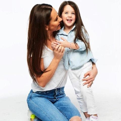 Jessica Mulroney and her daughter Ivy Mulroney