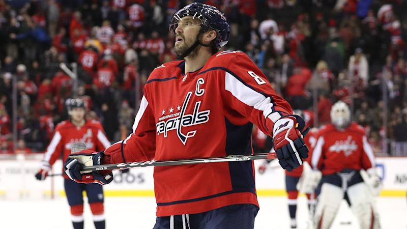 c2c5c51a5b5 NHL on NBC  Cause for concern with Capitals  recent slide