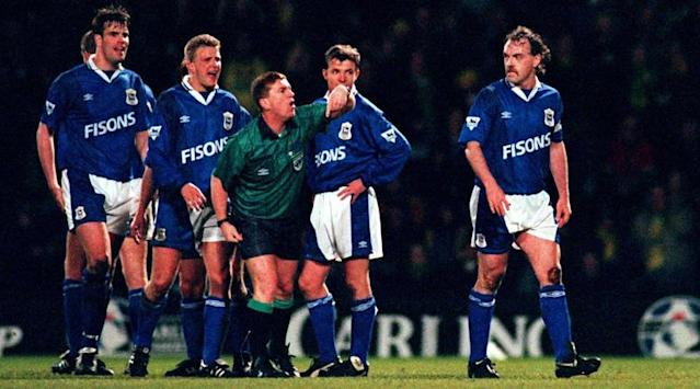 Rancid filth. From drunken captains to dour managers, this lot are simply and statistically the worst sides ever to compete in Englands top flight since 1992/93