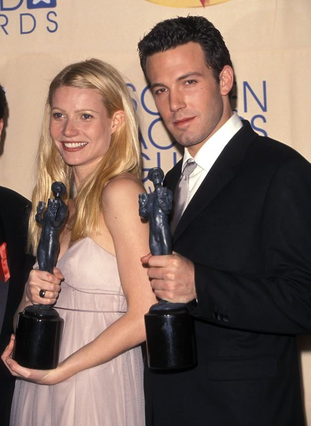 Gwyneth Paltrow and Ben Affleck