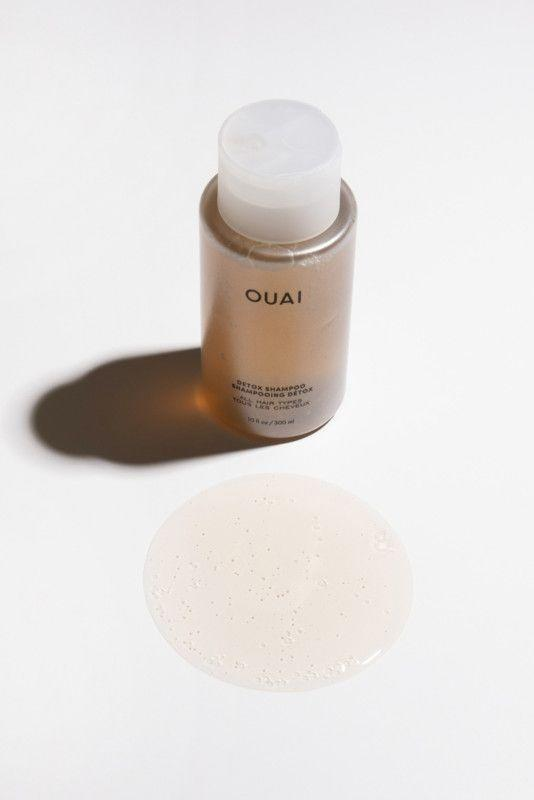 """<p><strong>OUAI</strong></p><p>ulta.com</p><p><strong>$30.00</strong></p><p><a href=""""https://go.redirectingat.com?id=74968X1596630&url=https%3A%2F%2Fwww.ulta.com%2Fp%2Fdetox-shampoo-pimprod2015770&sref=https%3A%2F%2Fwww.womenshealthmag.com%2Fbeauty%2Fg37361342%2Fbest-apple-cider-vinegar-shampoos%2F"""" rel=""""nofollow noopener"""" target=""""_blank"""" data-ylk=""""slk:Shop Now"""" class=""""link rapid-noclick-resp"""">Shop Now</a></p><p>Hit the dry shampoo a little hard this week or just have a naturally greasy scalp? Then it might be worth shelling out the extra bucks for Ouai's Detox shampoo, which contains apple cider vinegar. Use it once a week or a few times a month to reset your tresses. The smell is amazing, and it'll leave your hair feeling fresh, lighter, and silky-soft.</p>"""