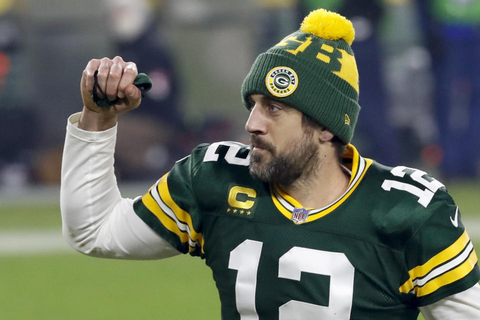 Would Aaron Rodgers retire early if offered the