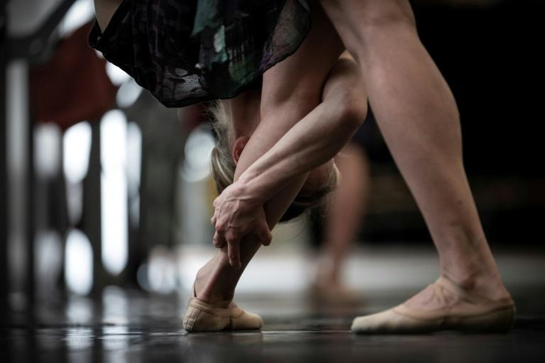 'A lot of freedom can come from restraints,' says choreographer Martin Harriague