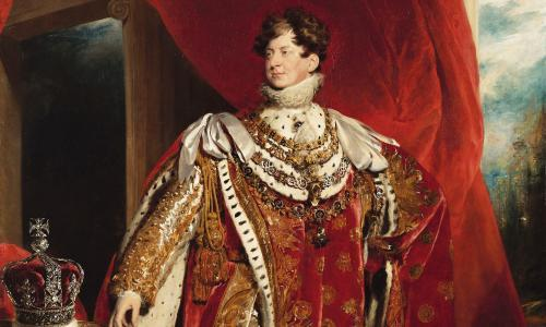 Letters shed light on lovelorn prince who became George IV