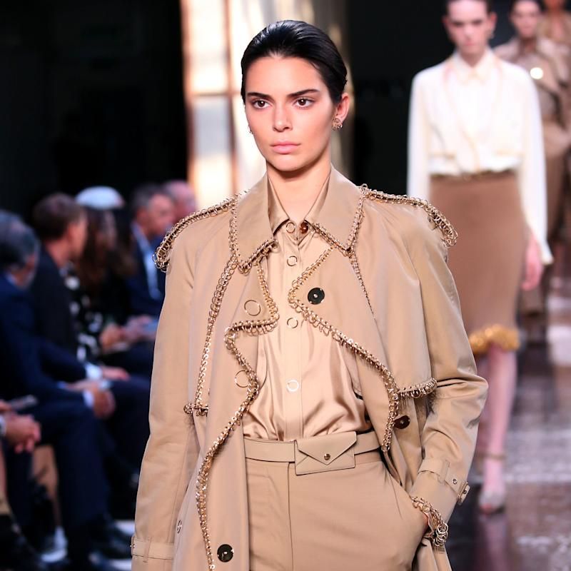 Riccardo Tisci Makes His Burberry Debut—and Proves Why the Best ...