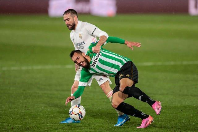 Spain Soccer La Liga - Real Madrid v Real Betis