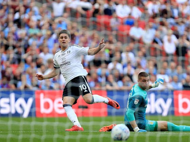 Fulham promoted to Premier League after beating Aston Villa in nail-biting Championship play-off final