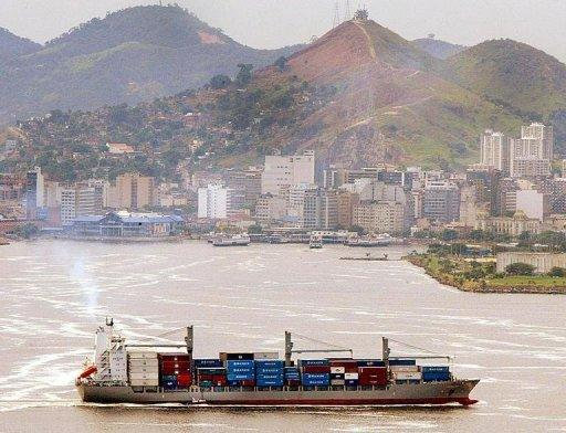 Brazil posts smallest trade surplus in a decade