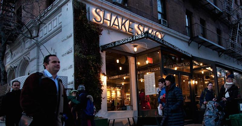 Cramer's hungry for Shake Shack's IPO