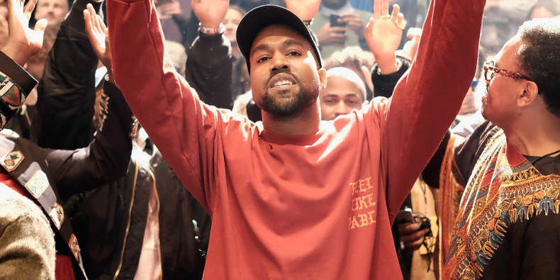 Kanye's 'Life of Pablo' Becomes First Streaming-Only Album to Go Platinum