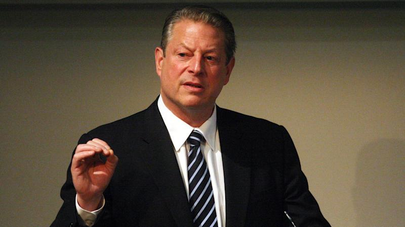 Al Gore says Trump driving, not weakening, climate change momentum