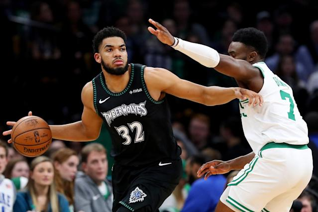 Timberwolves vs. Celtics: Live stream, lineups, injury reports and broadcast info for Friday
